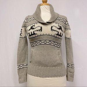 TNA Lambswool Sweater